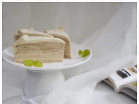 网红千层蛋糕在家也能轻松做,掌握这些小技巧,让你秒变大师