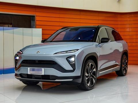 40多万买台国产电动车:全新蔚来ES6,续航是亮点