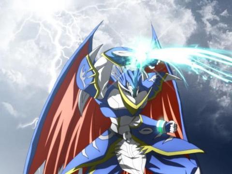 数码宝贝:光明兽魔王形态,白奥慈悲形态,法姐王龙剑,谁更强呢