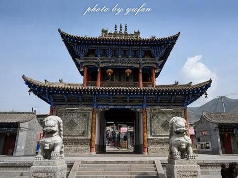 青海丹噶尔古城,丝绸南路的海藏咽喉,唐蕃古道之茶马商都