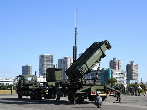 """六年来首次,东京街头架设""""爱国者""""导弹!日韩拔刀相向仅差一步"""