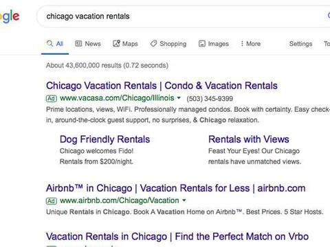 拒绝童话幻想:Airbnb和Booking均不参与Google短租平台