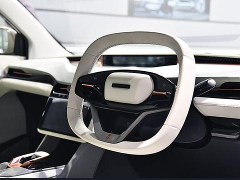 预计售价10万元左右的全新微型车奇点IC3,城市续航够用