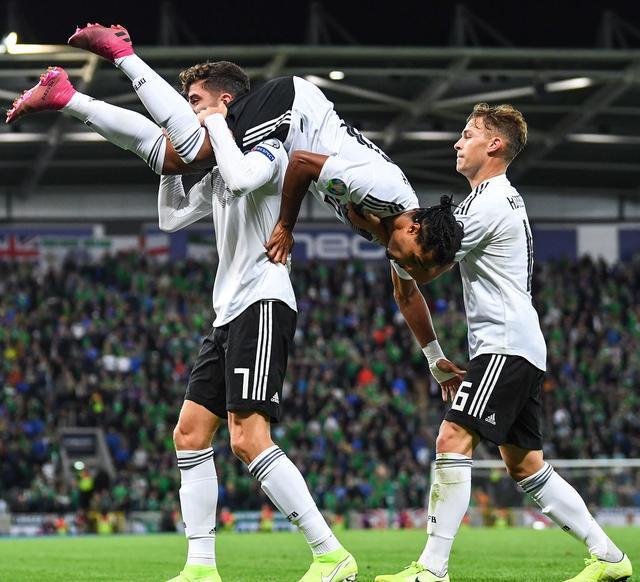 德媒预测德国欧洲杯首发:格纳布里踢中锋