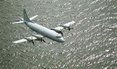 加拿大派反潜机巡逻黄海,遭空中大批不明目标围堵