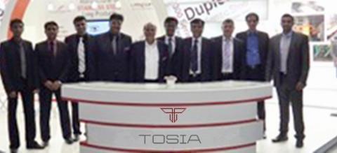 TOSIA在印度布局金属3D打印服务网络
