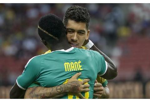 友谊赛巴西1-1塞内加尔 马内1V2造点迪希奥罚入 菲尔米诺进球