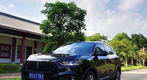 生活,智能安全,稳健舒适全都有,家用好车我选WEY VV6!