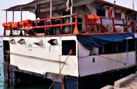 """""""船长船员喝茫""""基里巴斯最严重船难95死 孕妇分娩到一半离世"""