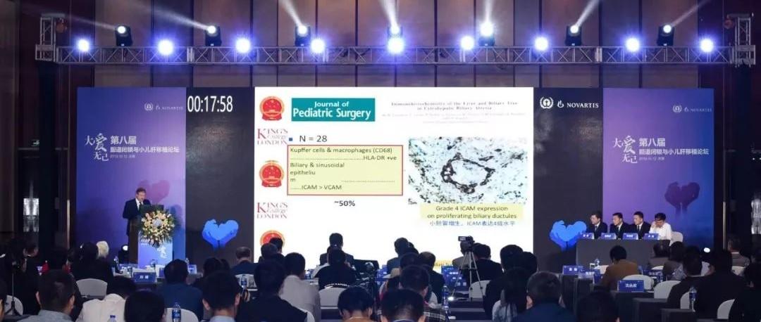 【医会快报】第八届胆道闭锁与小儿肝移植论坛今在津举行