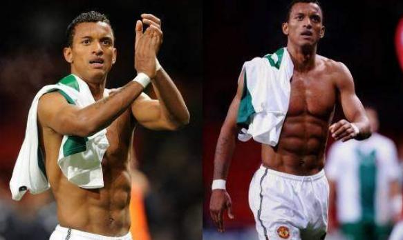 世界足坛拥有最完美腹肌当属这5人!内马尔入选 C罗不是第1