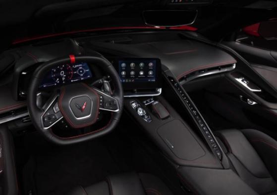 第八代科尔维特正式发布,马力502,美国只要41万