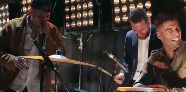 波多黎各歌手:我想组建一支新乐队,并邀梅西、苏牙加入