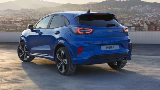 福特PUMA预计明年正式在国内上市,号称是翼博的继承者