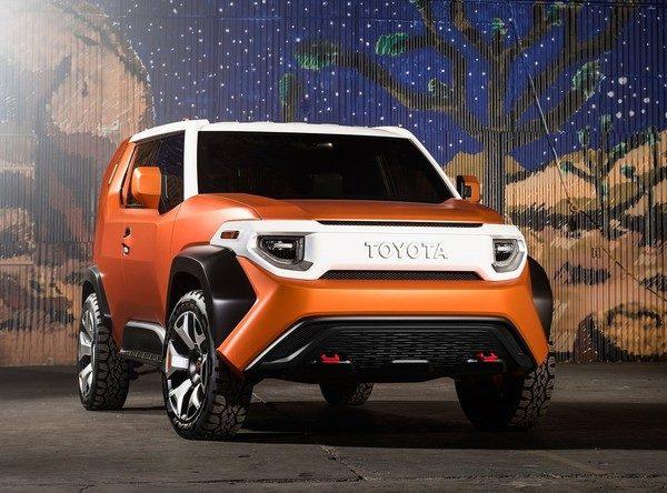 定位低于C-HR,丰田全新小型SUV将亮相东京车展