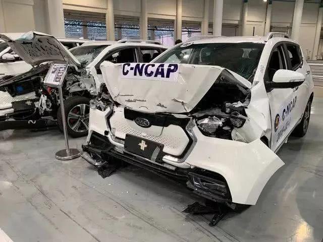 号称五星批发部的C-NCAP 凭什么只给了江淮IEV7S两星?