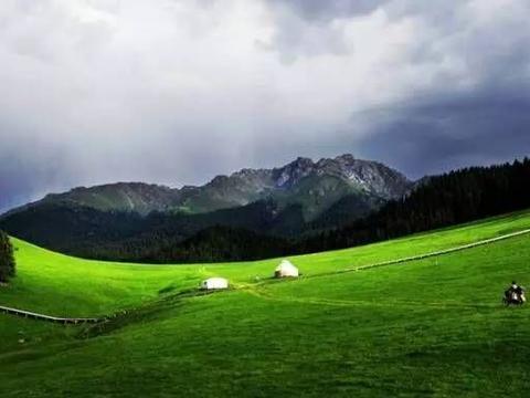大美新疆,6处你不知道的深秋秘境旅行之地