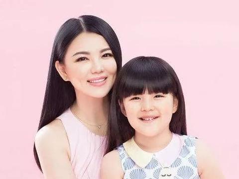 10岁王诗龄成翻版李湘,明星家庭都流行基因复制粘贴吗