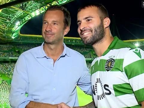 赫塞:C罗是世界最佳球员,他告诉我葡萄牙体育很棒