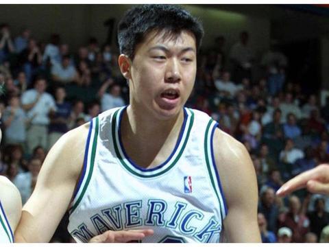 细数加盟过NBA的中国球员,NBA职业生涯总共得到了多少分?