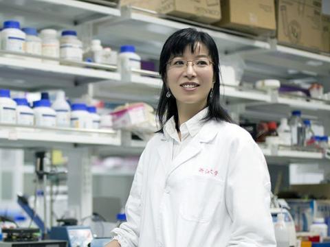 从美国留学回国,美女博导胡海岚45岁候选院士,和颜宁一样优秀