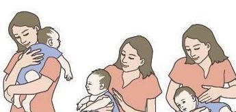 生活中预防宝宝吐奶的小技巧