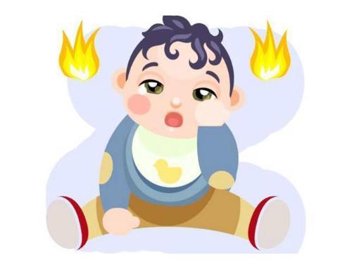 孩子出现这几种症状,是内火大,消化不良,可别不当回事!