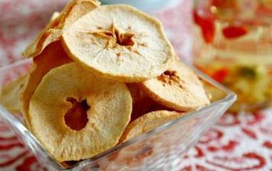 孩子不喜欢吃苹果怎么办?那就制成苹果干吧,营养健康口感酥脆