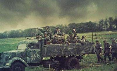 德军在莫斯科冻死无数,他们为啥不去抢?并非因为军纪严明