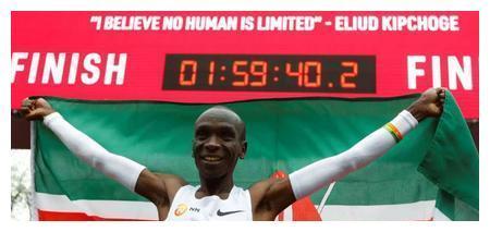 肯尼亚同胞突破马拉松人类极限,万亚马发推祝贺