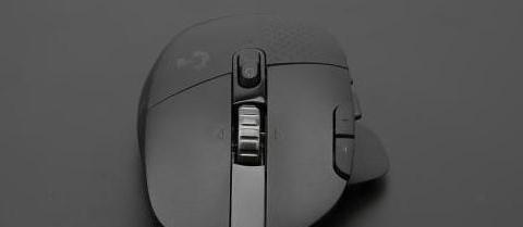 罗技新推出G604 LIGHTSPEED无线游戏鼠标 办公游戏多面手