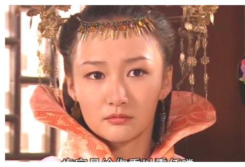 《福禄寿三星报喜》中的美人,范文芳软萌、洪世贤老婆气质冷艳