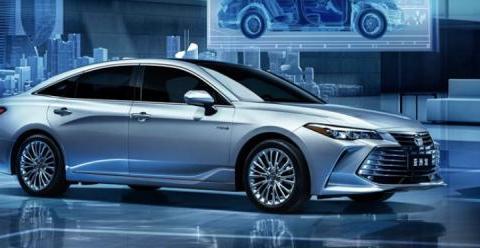 丰田亚洲龙,空间大油耗低,质量靠谱,高性价比B级轿车