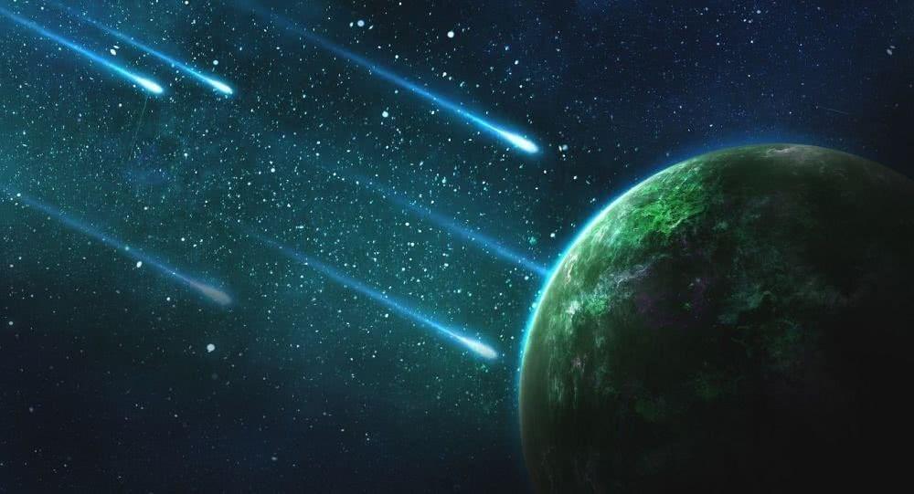 小行星撞击地球?不怕!科学家:即将坠落地球之时将其摧毁