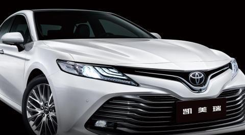 2.0L丰田亚洲龙来了,与凯美瑞相比,哪款更值得购买?