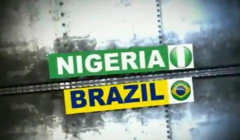巴西vs尼日利亚:内马尔、菲尔米诺首发,库蒂尼奥替补