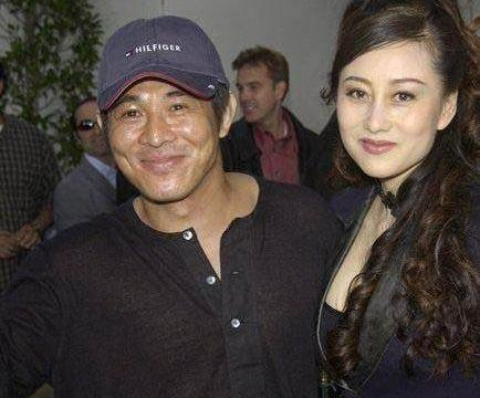 李连杰四位女儿美若天仙,这就是中国版的国民岳父史泰龙