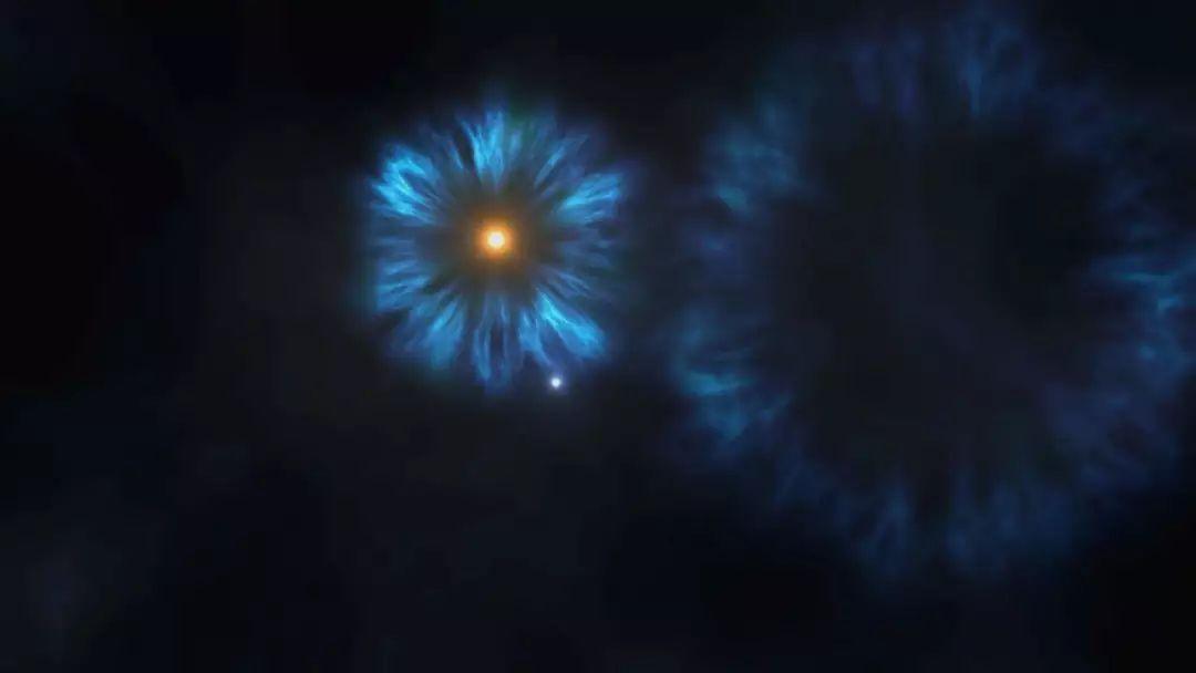 恒星系统也会护犊子!设置屏障,保护新生行星不被恒星吞噬!