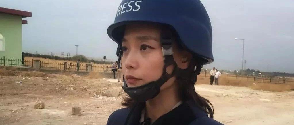 央视记者战地手记:触碰战争的痕迹