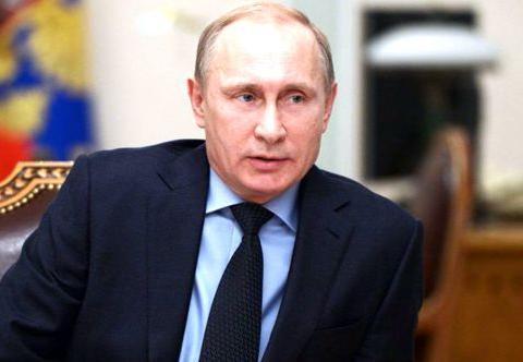 俄罗斯总统普京:军备竞赛不会带来好结果