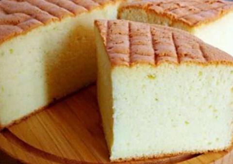这方法在家能做的海绵蛋糕,松软香甜,营养健康,大人小孩都爱吃