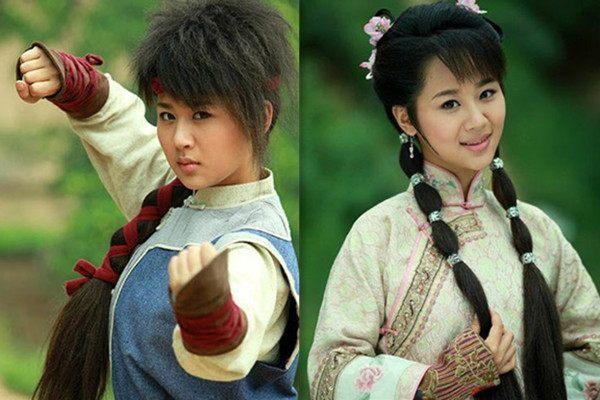 21岁的杨紫,舒畅,馨子,景甜,李沁,周冬雨,哪个惊艳了你?