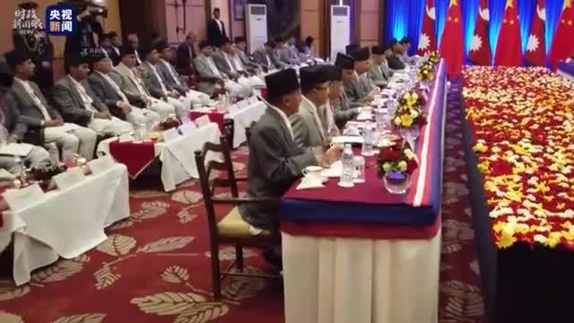 时政新闻眼丨习近平首次访问尼泊尔,这个词是最大亮点(2)