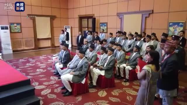 时政新闻眼丨习近平首次访问尼泊尔,这个词是最大亮点(3)