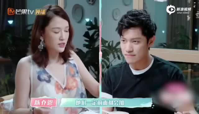 视频:陈乔恩谈女性四十岁 表示心态要摆好
