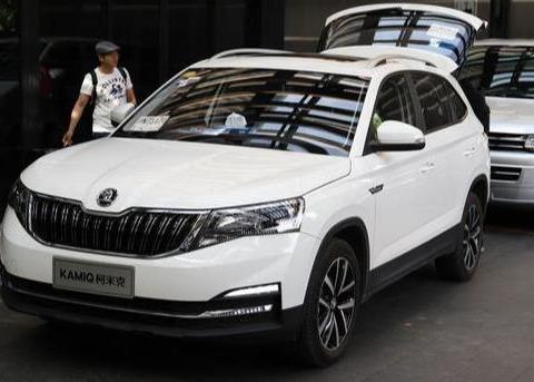 斯柯达柯米克,一款极具性价比的小型SUV