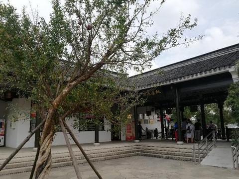 游苏州无锡交接无锡梁鸿湿地公园