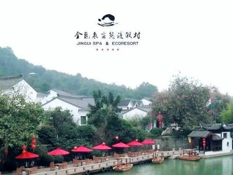 水木清华+泡野溪温泉+游水疗泳池,叹4A级苏州山水园林风情