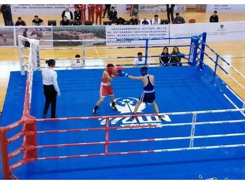 2019年河北省青少年拳击锦标赛总决赛开赛