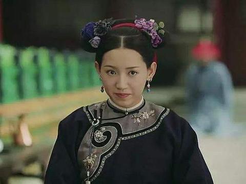 她就是历史上的尔晴,给傅恒生下三个儿女,家族出了三位大清皇后
